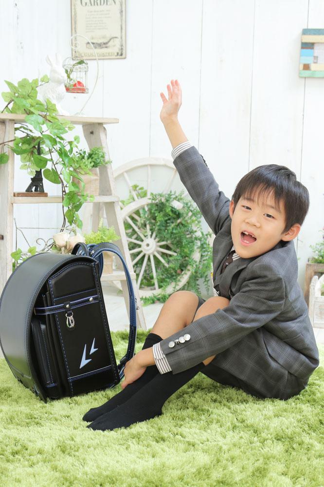 入学 男児