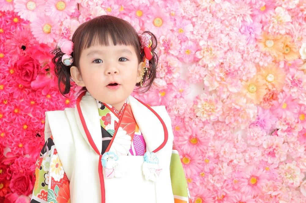 七五三 人気の3歳様衣装紹介 鴻巣店